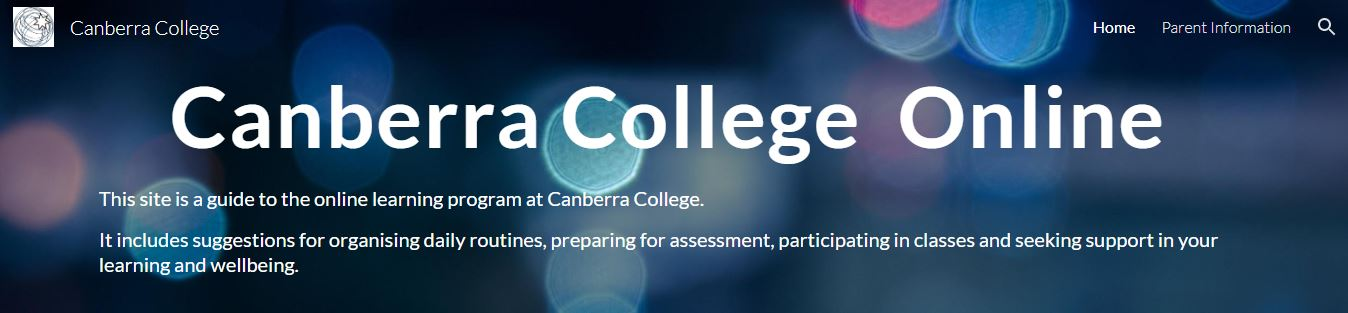 Canberra College Online